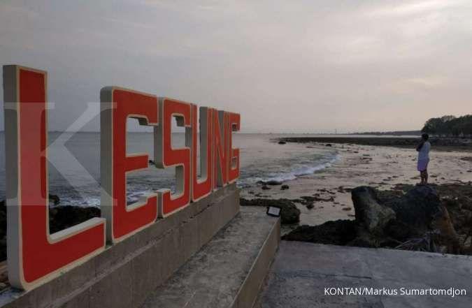 Jelajah ekonomi pariwisata: Ada Homestay dengan tampilan unik di Tanjung Lesung