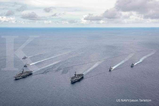 China: AS lakukan intervensi dalam sengketa wilayah di Laut China Selatan