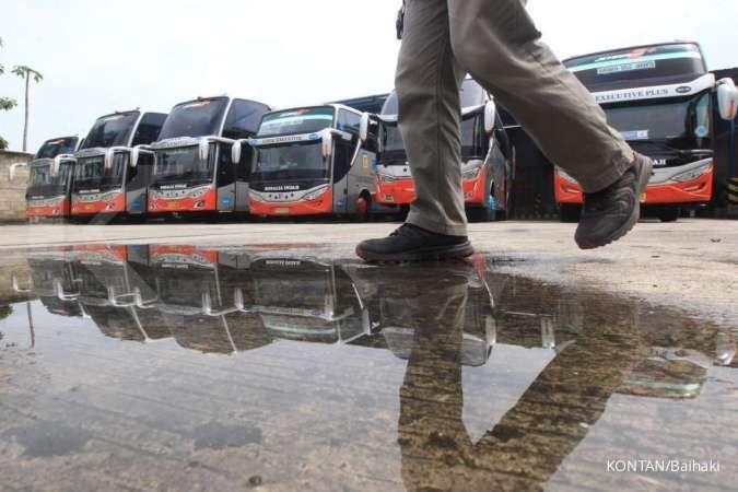 Penghentian layanan bus AKAP di terminal Jabodetabek diperpanjang hingga 7 Juni