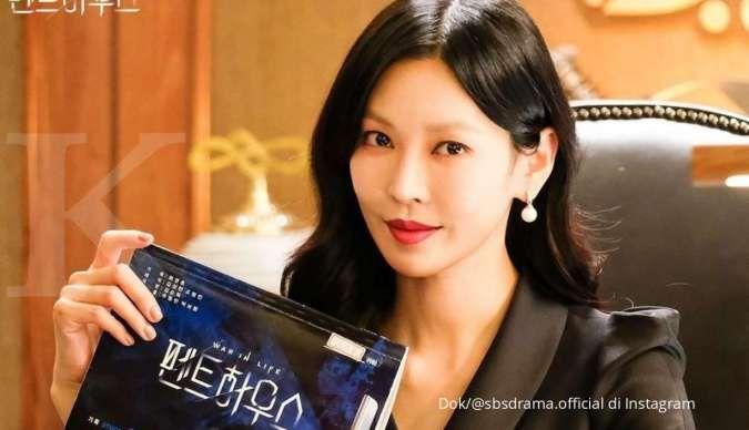 Drama Korea Penthouse di SBS.