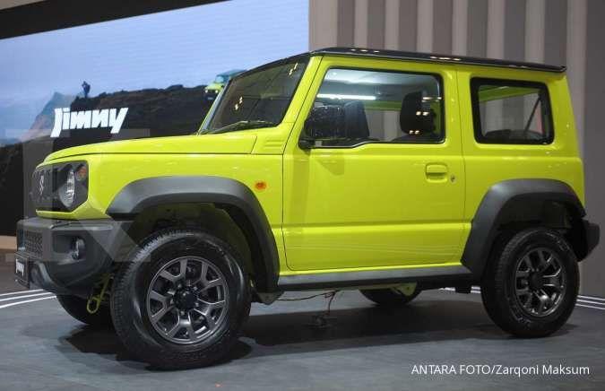 Inden generasi keempat Suzuki Jimny di Indonesia, apa kabarnya sekarang?