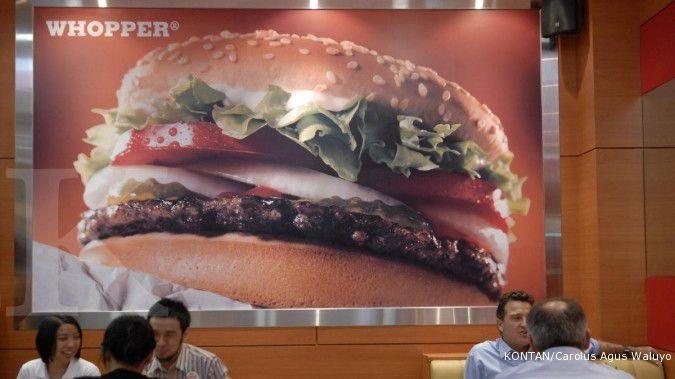 Promo Burger King periode 1–7 September 2020, harga mulai Rp 5.000!