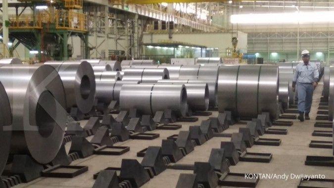 Pengusaha industri besi dan baja minta pengawasan impor ditingkatkan
