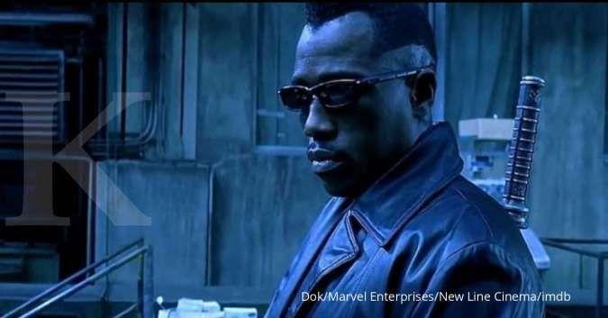 Mahershala Ali mengagumi karakter Blade yang diperankan aktor Wesley Snipes