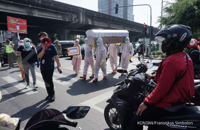 Kasus corona Indonesia tertinggi di Asia Tenggara, perubahan perilaku jadi prioritas