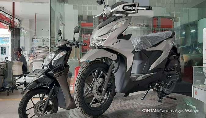 Harga motor bekas Honda Beat