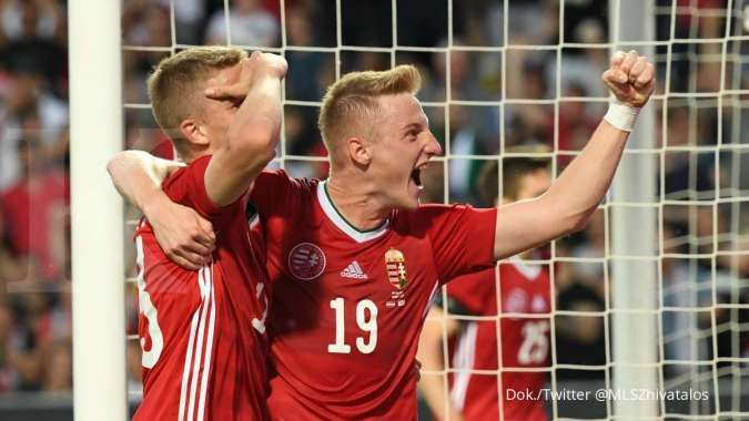 Jadwal Euro 2020 Jerman vs Hungaria di Grup F