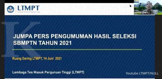 nilai tertinggi UTBK 2021