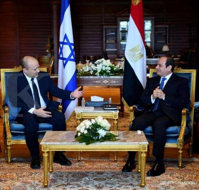 Pertama dalam satu dekade, Perdana Menteri Israel kembali berkunjung ke Mesir