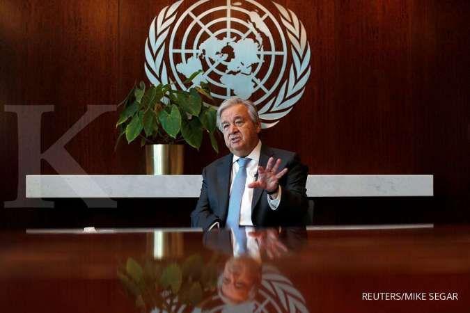 PBB: Tahun ini, 2020, telah menjadi tahun yang tiada duanya