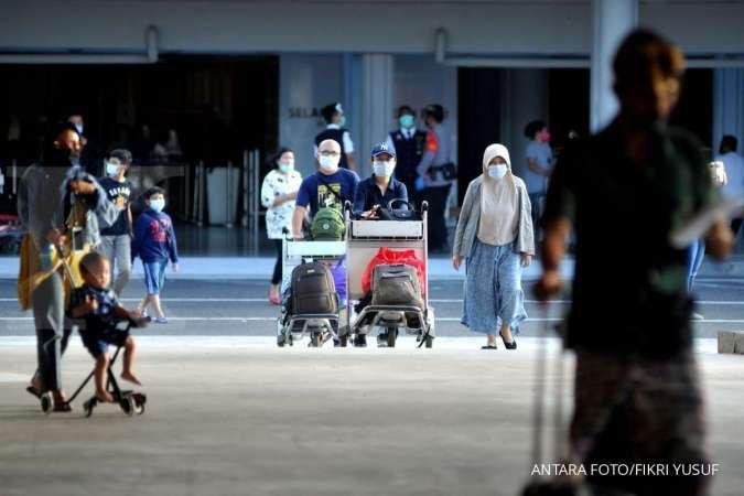 Libur Imlek, jumlah penumpang ke Bali melalui bandara meningkat