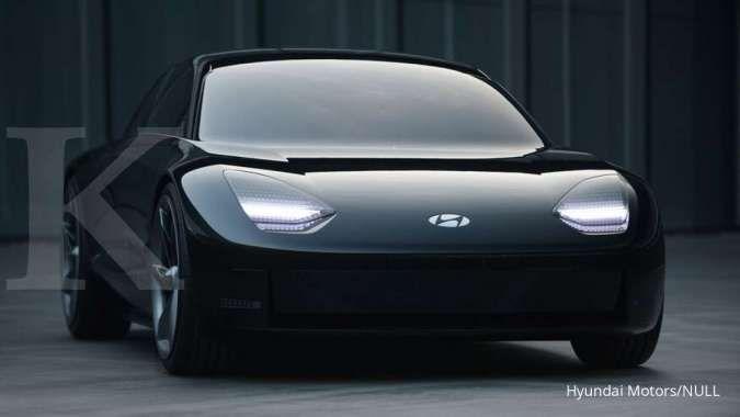 Inilah 10 calon mobil listrik Hyundai hingga tahun 2022