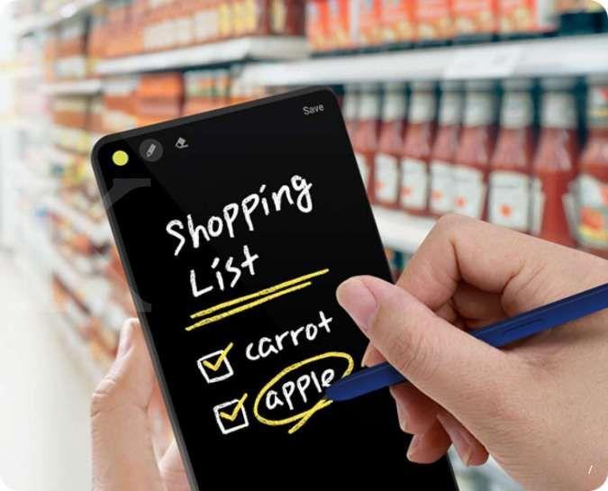 Pakai S Pen ini kemudahan bagi pengguna Samsung Galaxy Note20 dan Galaxy Note20 Ultra