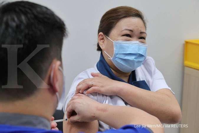 Bila alergi vaksin mRNA COVID-19, warga Singapura dapat mengambil suntikan Sinovac