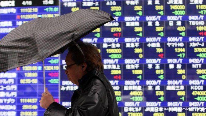 Bursa Asia rebound dari posisi terendah 3 tahun