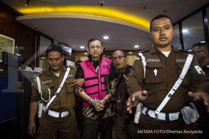 Ditahan Kejaksaan Agung, ini peran 5 orang di mega skandal investasi Jiwasraya