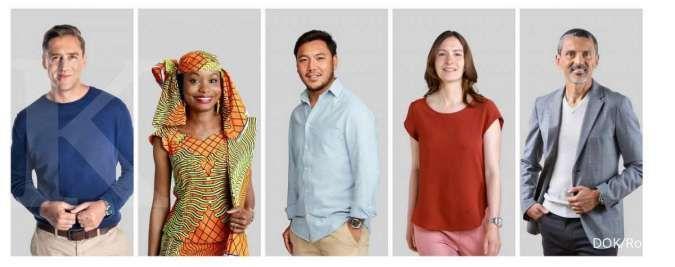 Lima orang menyandang gelar pemenang Rolex Awards for Enterprise 2021, ini daftarnya