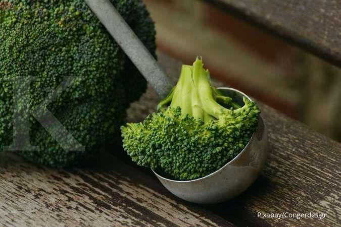 Brokoli terbukti bisa menurunkan gula darah, begini cara penyajiannya