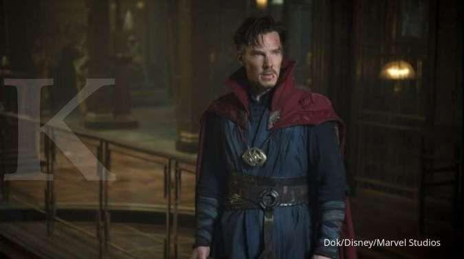 Film Doctor Strange 2 ganti sutradara di tengah produksi, ini komentar aktornya