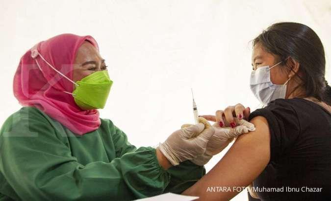 Polres Jawa Tengah gelar vaksinasi serentak, ini cara pendaftaran vaksin Covid-19