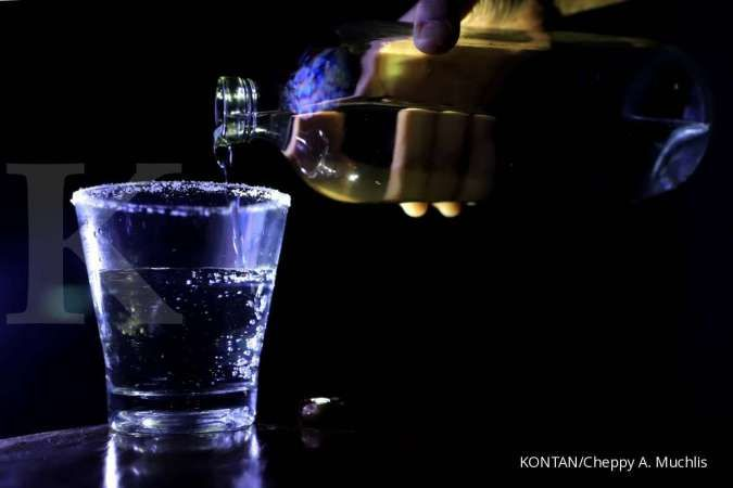 Alkohol termasuk makanan yang dilarang untuk penyakit jantung.