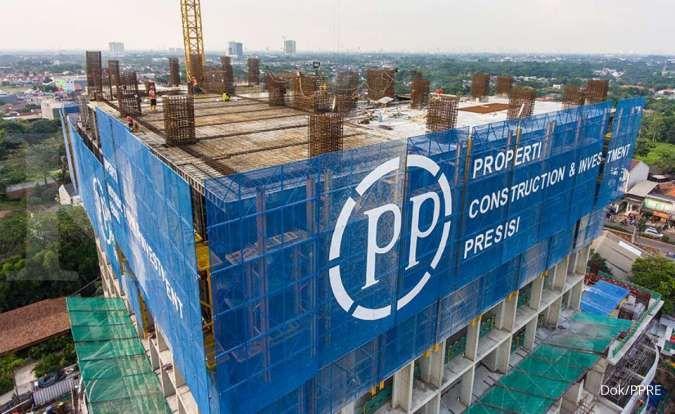 PP Presisi (PPRE) bukukan kontrak baru Rp 2,2 triliun hingga Mei 2021