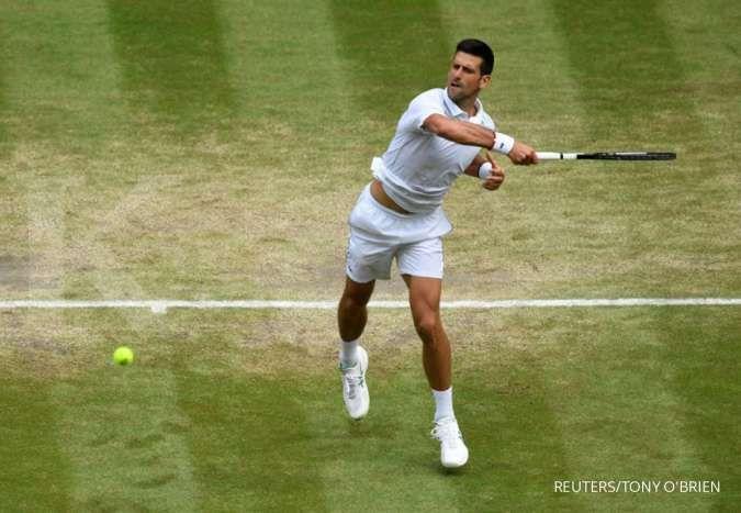 Petenis nomer satu dunia Novak Djokovic akhirnya sembuh dari Covid-19