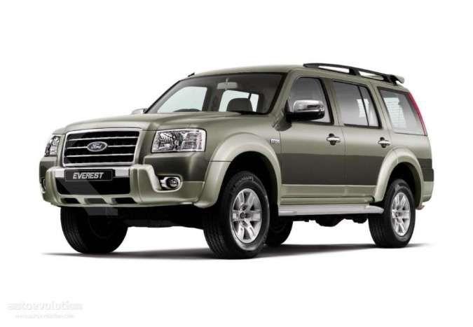 SUV tangguh ini kian murah, harga mobil bekas Ford Everest kini mulai Rp 60 juta
