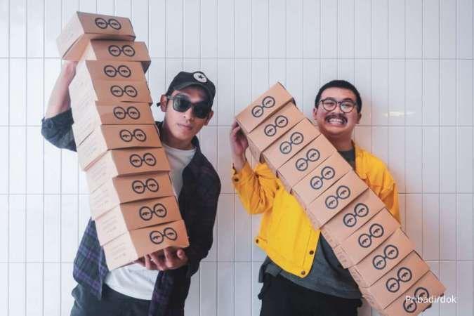 Dua anak muda ini sukses mengembangkan bisnis roti di tengah pandemi