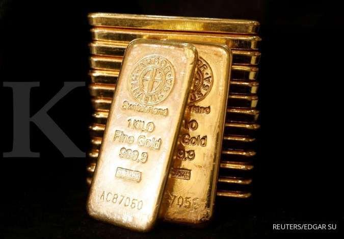 Harga emas hari ini di Pegadaian, Rabu 14 Juli 2021