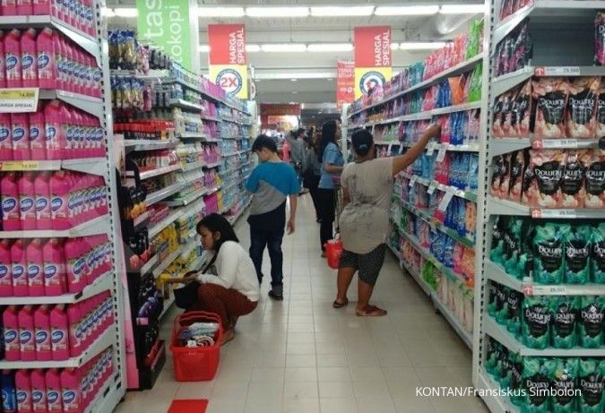 Promo Transmart Carrefour weekday