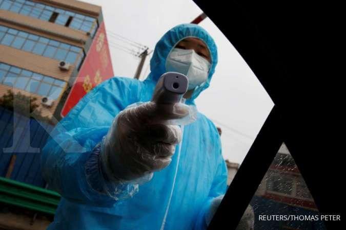Achmad Yurianto bantah thermometer gun bisa merusak otak