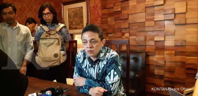 grace.olivia@kontan.co.id-Direktur Jenderal Pembiayaan dan Pengelolaan Risiko (DJPPR) Kementerian Keuangan Luky Alfirman dalam konferensi pers peluncuran SBR-008, Kamis (5/9), Jakarta.Pembiayaan utang 2020 lebih rendah, Kemenkeu masih racik strategi sesua