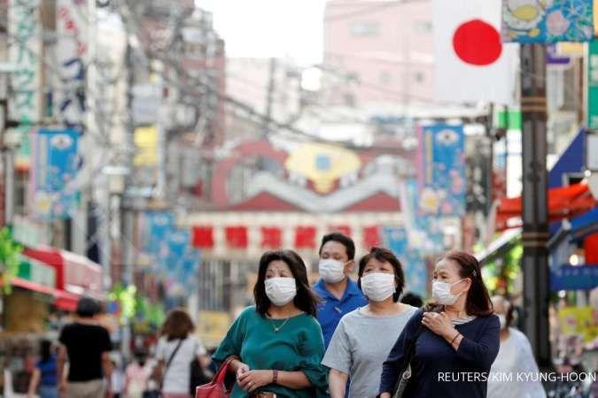 Tokyo menambah tempat tidur untuk penangan pasien COVID-19