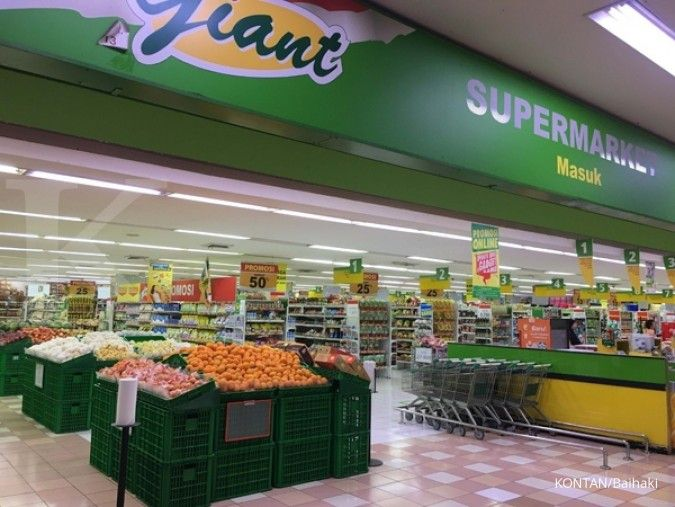 Ingin belanja Lebaran, simak dulu promo super hemat Giant Supermarket 21-24 Mei