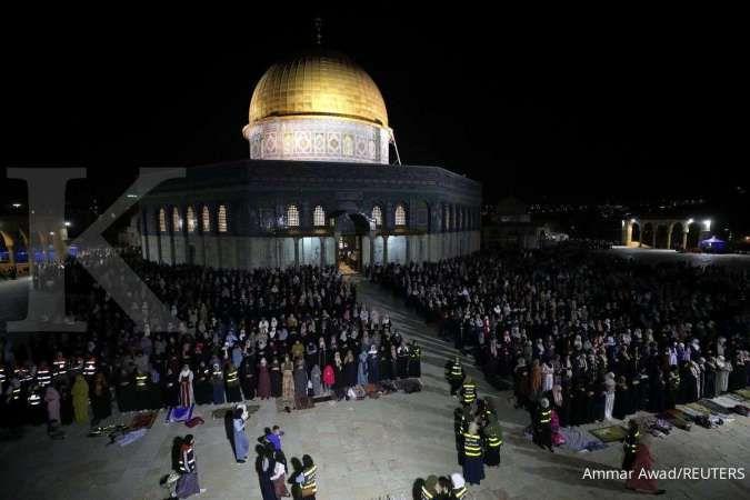 Liga Arab: Provokasi Israel adalah penghinaan terhadap muslim di akhir bulan Ramadhan