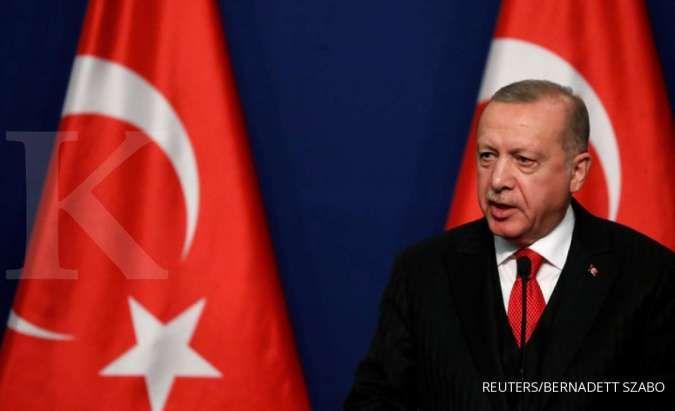 Turki siap membuka 1.000 pasar baru untuk menghadapi inflasi tahunan