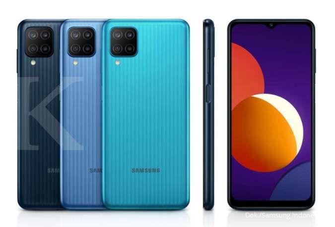 Resmi masuk Indonesia, Samsung Galaxy M12 dijual mulai Rp 1,8 jutaan