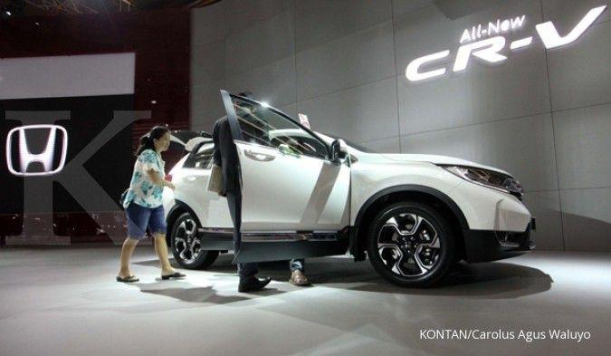Harga mobil bekas Honda CR-V per Februari 2021 sudah murah, mulai Rp 100 juta