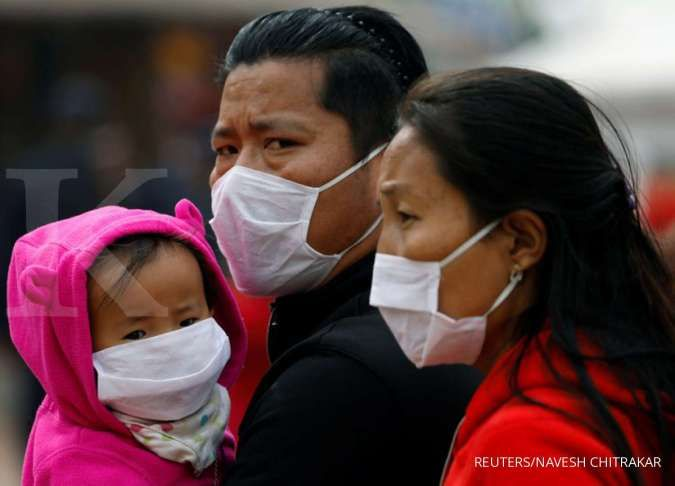 Krisis Covid-19 di India menyebar, sistem kesehatan Nepal kewalahan