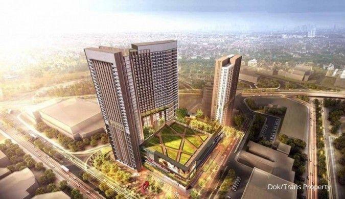 Trans Property klaim penjualan apartemen di Transpark Juanda terserap 60%