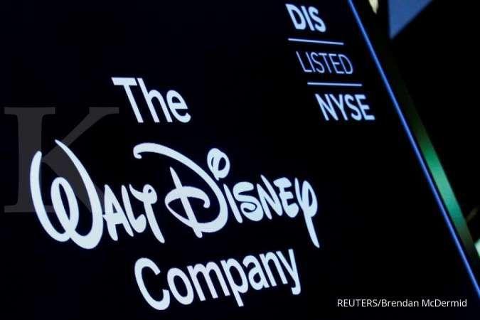 Bisnis streaming gerus penghasilan Disney