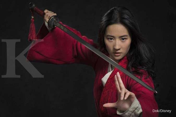 Walt Disney rilis official teaser film Mulan versi live action