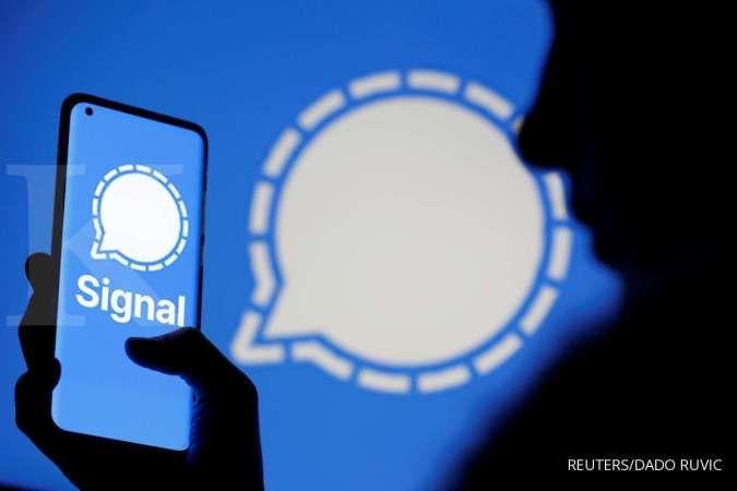 Cukup 6 langkah, ini cara memindahkan percakapan grup Whatsapp ke Signal