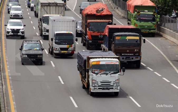 Genjot pertumbuhan, ATPM bidik sektor logistik