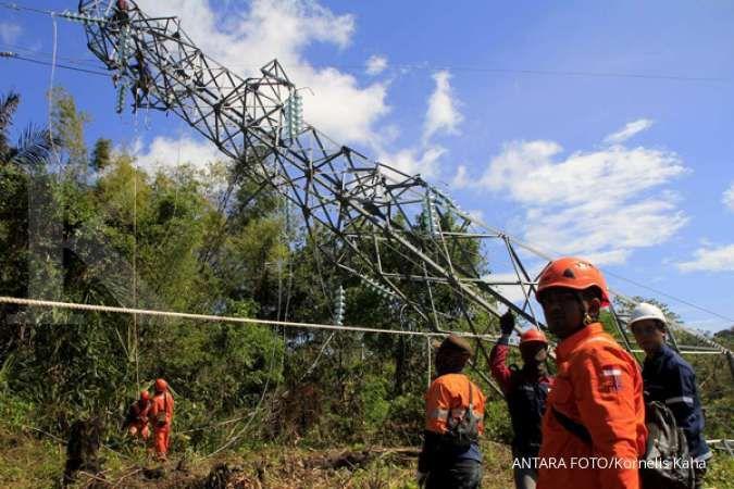 Tol listrik Flores sepanjang 864 kms resmi beroperasi