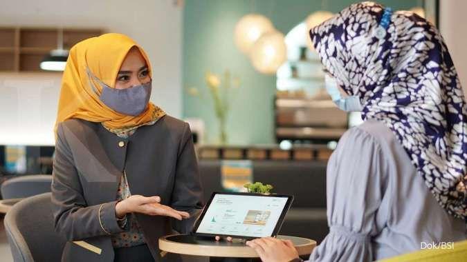 Perbankan syariah optimis akan terus tumbuh positif hingga akhir tahun 2021