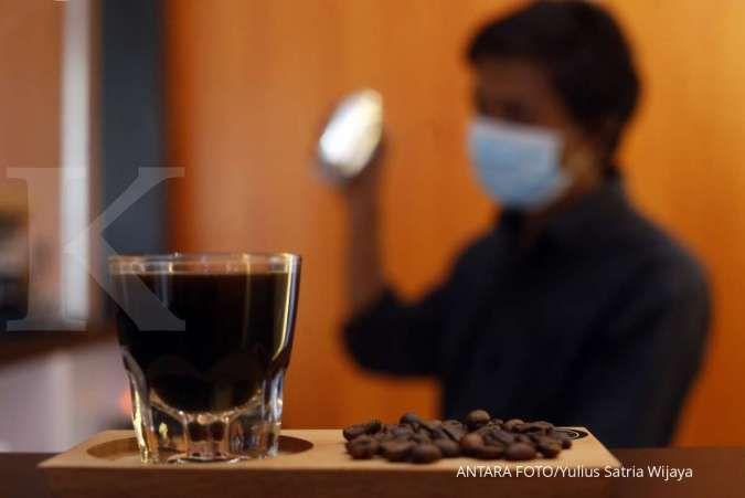 Ternyata kopi bermanfaat bagi orang yang susah tidur