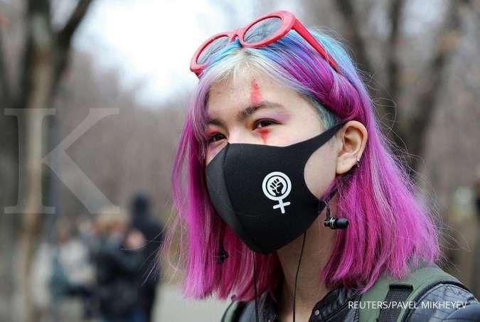 Cara mencegah dan menghilangkan jerawat akibat masker anti-Covid-19