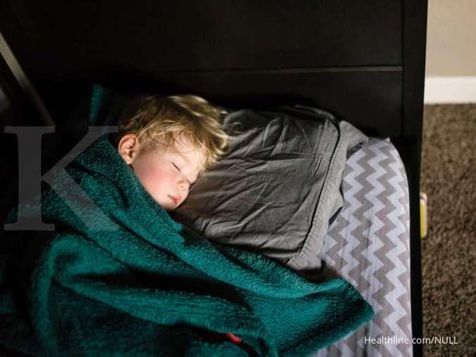 Bisa bikin makin cerdas, ini deretan manfaat tidur untuk buah hati